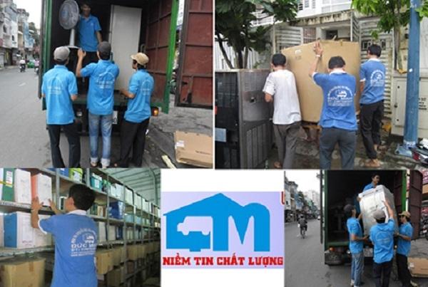 Dịch vụ chuyển nhà trọn gói Đức Minh