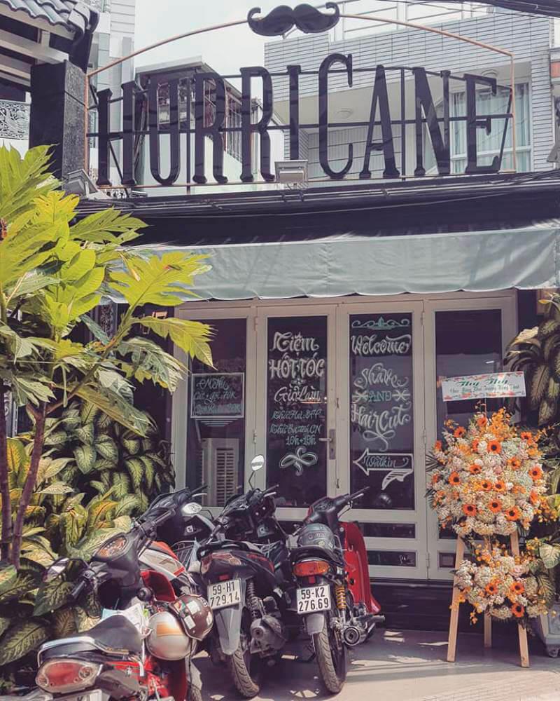 Hurricane Barber Shop | Cắt tóc nam đẹp Tp.HCM HOT nhất