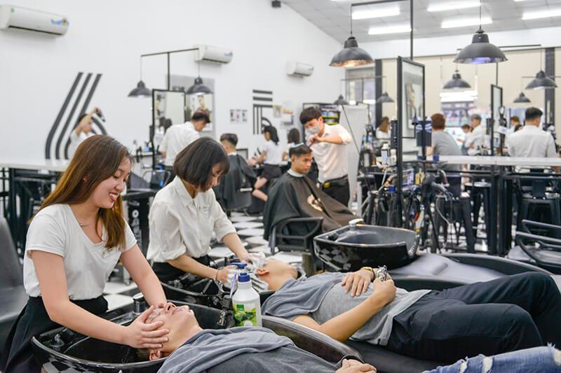 Hệ thống 30SHINE | Chuyên cắt tóc nam đẹp tại Sài Gòn