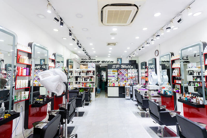 Hair Salon Hoàng Tiến | Chuyên tóc nam đẹp