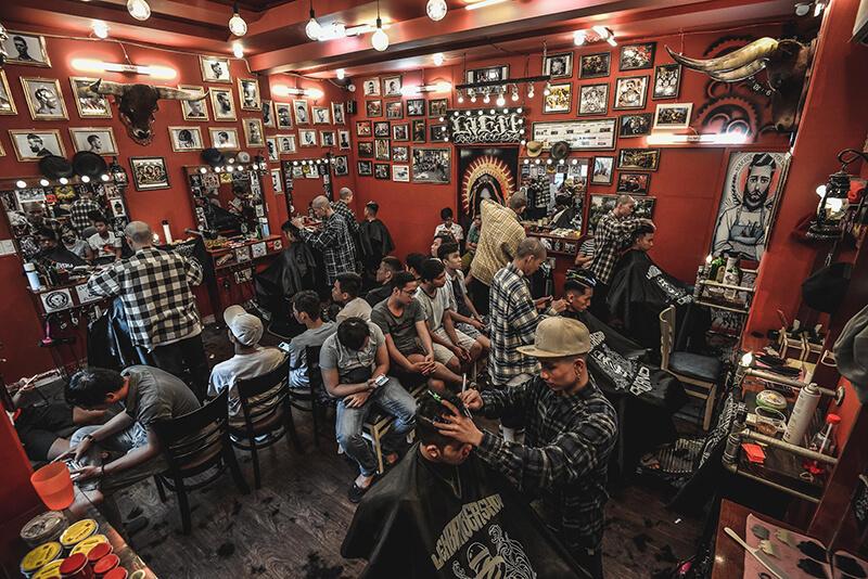 Liêm barber | Chuyên tóc nam barber tại Sài Gòn