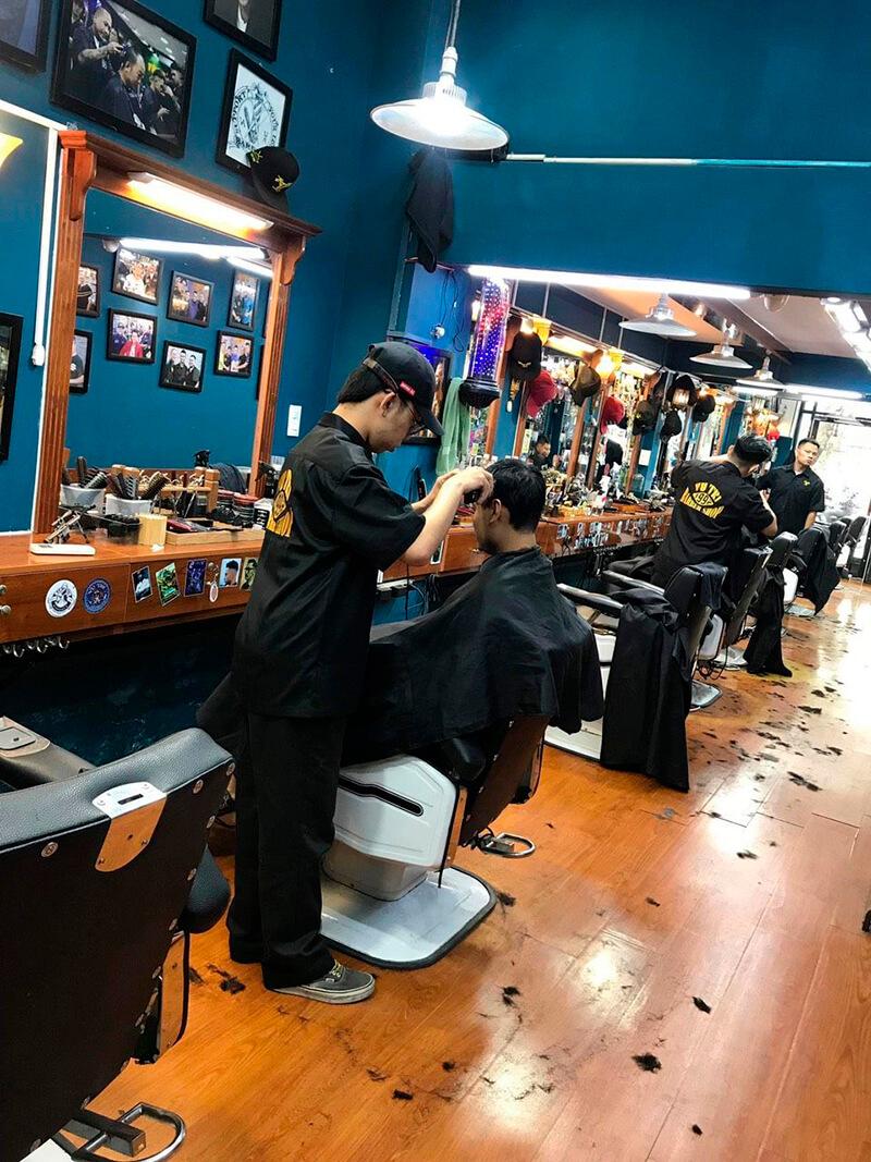 Vũ Trí Barber | Chuyên cắt tóc nam Sài Gòn
