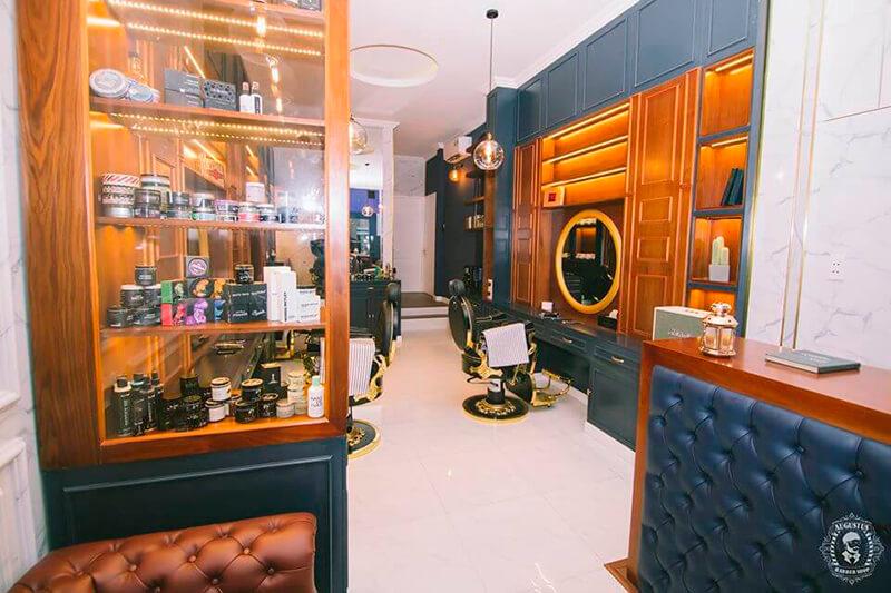 Augustus Barbershop | Tiệm tóc hoàng gia
