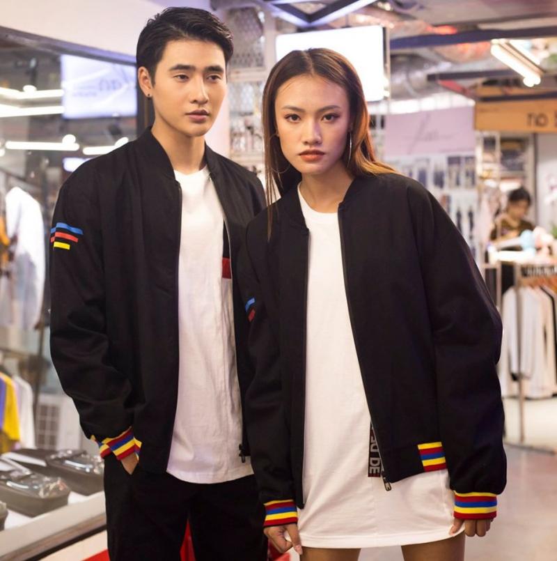 Shop thời trang dành cho giới trẻ